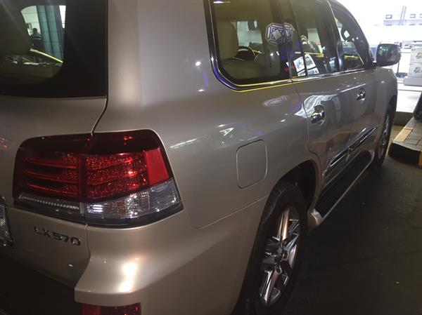 Used Lexus LX570 Full Option  in Dubai, UAE