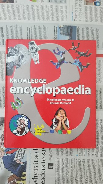 Used Knowledge Encyclopedia in Dubai, UAE