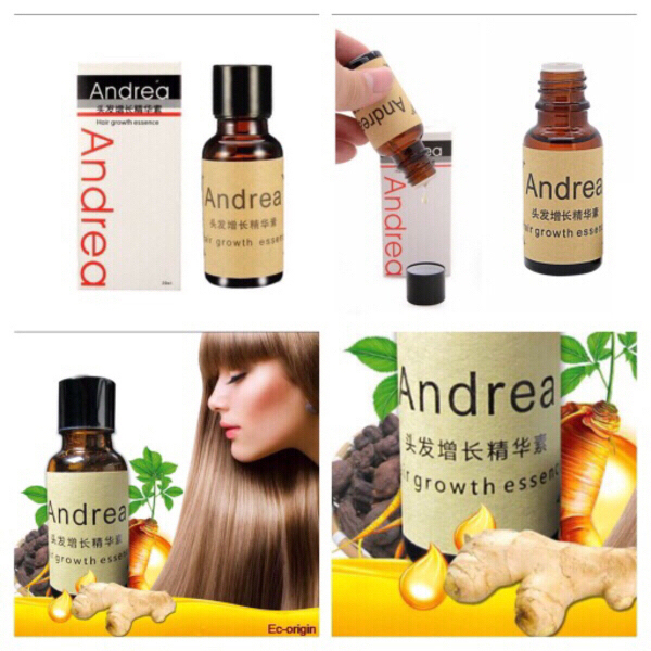 Used Andrea hair growth essence+2 🎁🎁 in Dubai, UAE