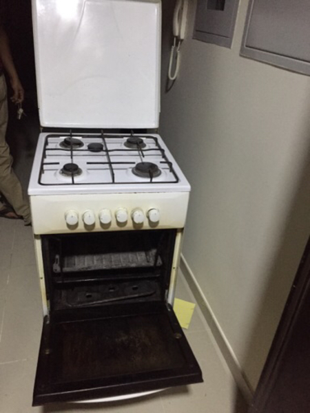 Used Cooking Burner in Dubai, UAE