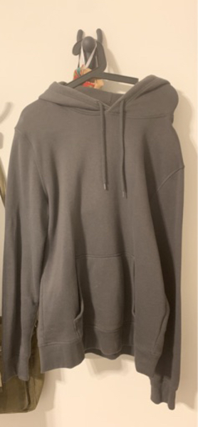 Used H and M olive green hoodie in Dubai, UAE