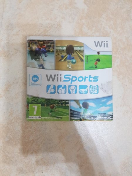 Used Rayman toy story 3 and wii sports game in Dubai, UAE