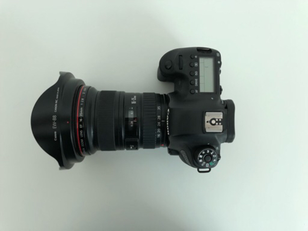 Used Canon EOS 6D with 16-35mm f/2.8L II USM in Dubai, UAE