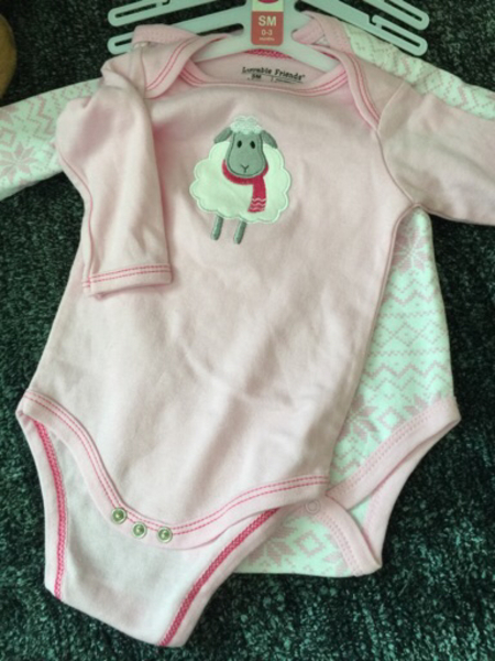 Used Clothes for baby girl  in Dubai, UAE