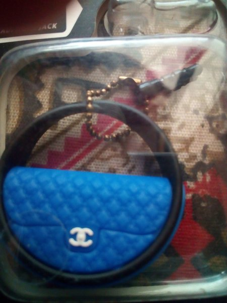 Used chanel mobile headphone jack plug in Dubai, UAE