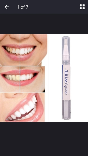 Used Teeth whitening bundle, pen + gel in Dubai, UAE