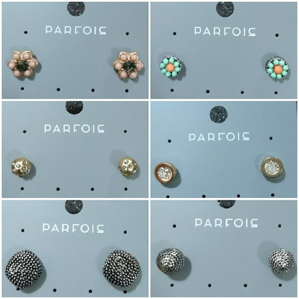 Used 12 Pairs of Unworn Parfois Earrings in Dubai, UAE