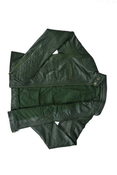 Used Pure leather jacket for girls in Dubai, UAE