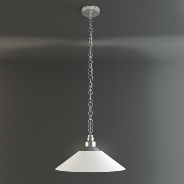 Used IKEA Ceiling Lamp KRABY in Dubai, UAE