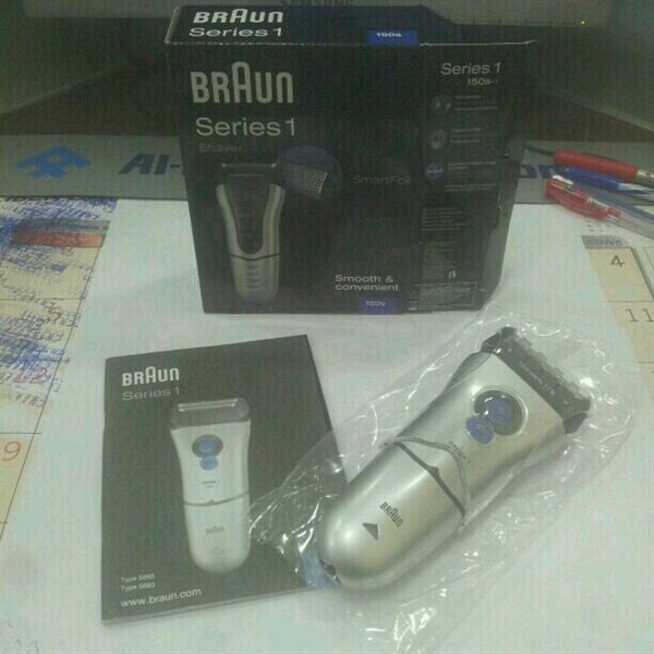 Used Braun Series 1 Rechargeable Shaver 150s in Dubai, UAE