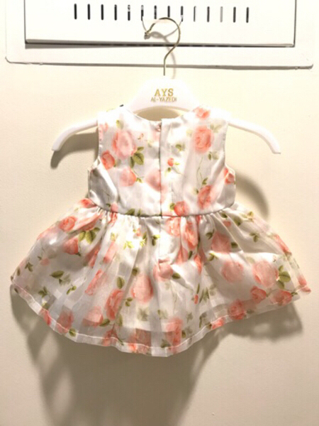 Used Preloved Girl Dress 0 to 3 months in Dubai, UAE