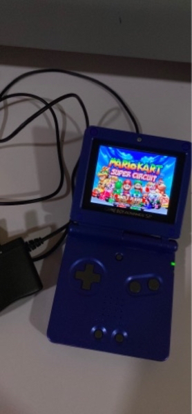 Used Game Boy Advance ( with 400 Games ) in Dubai, UAE