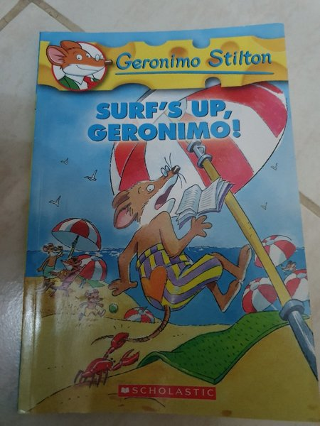 Used Geronimo stilton book in Dubai, UAE