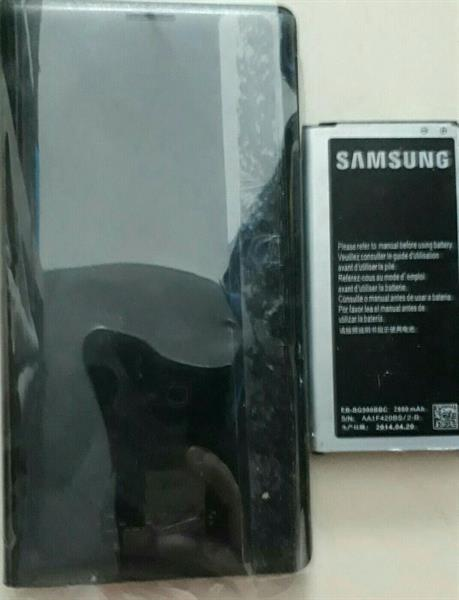 Used S5 Cover And S5 Battery  in Dubai, UAE