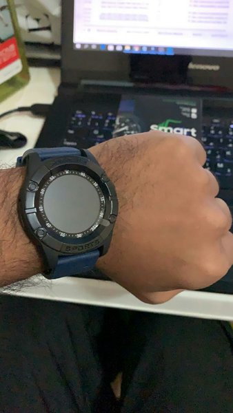 Used Sports watch with sim card slot in Dubai, UAE