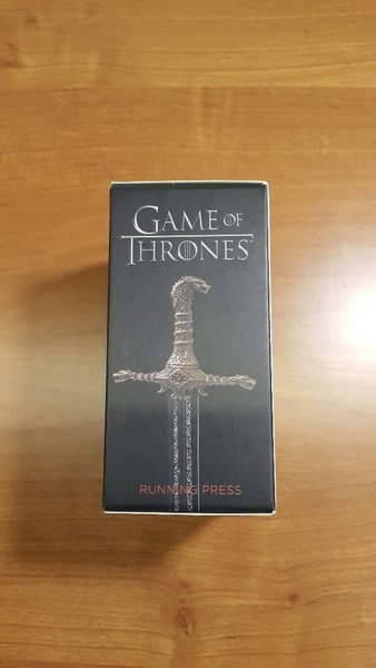 Used Game of Thrones Oathkeeper & Flag in Dubai, UAE