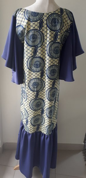 Used Dress with exotic touch in Dubai, UAE