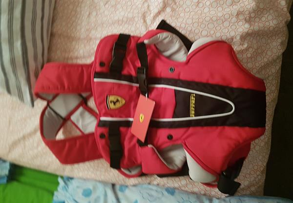 Original Ferrari Baby Carrier Never Been Used Still With Tag