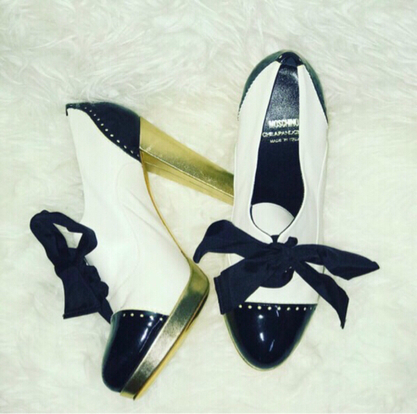 Used Moschino Cheap and Chic shoes in Dubai, UAE