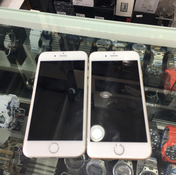 Used Dead Iphone 6 2 Pcs (u Can Use It For Spare Parts) in Dubai, UAE
