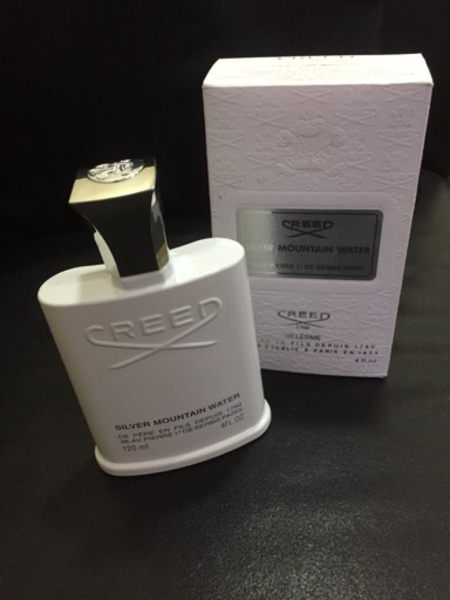 Used Creed Silver Mountain water Perfume in Dubai, UAE