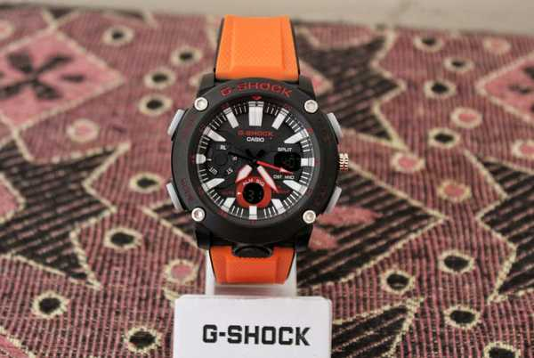 Used G-Shock JAPAN▪︎_Carbon Guard Edition 🆕️ in Dubai, UAE