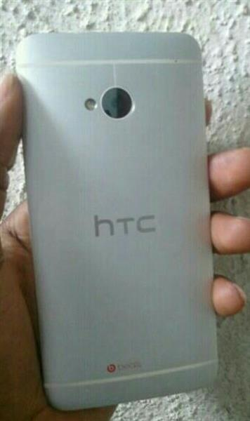Htc M7 Used  Very Lightly Used
