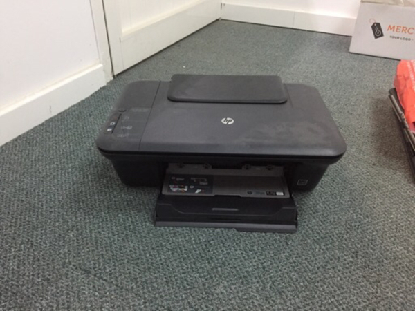 Used HP Deskjet 2050 (no power cable included in Dubai, UAE