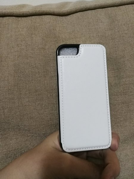 Used Iphone 5S case cover with card pokcet in Dubai, UAE
