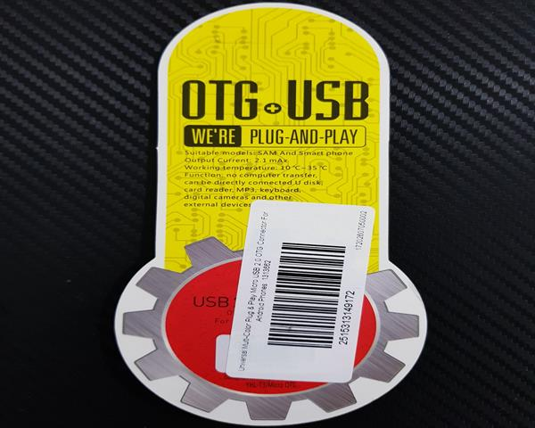Used Micro USB 2.0 OTG Connector in Dubai, UAE
