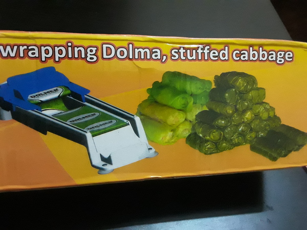 Used Wrapping dolma,stupped cabbage in Dubai, UAE