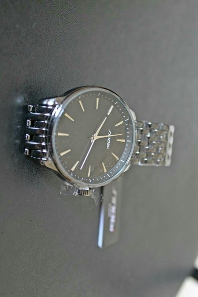 Used SINOBI Business Dress Watch- Black New in Dubai, UAE