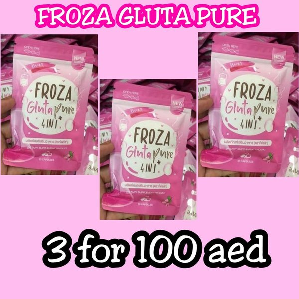 Used FROZA GLUTA PURE 3 FOR 135 in Dubai, UAE