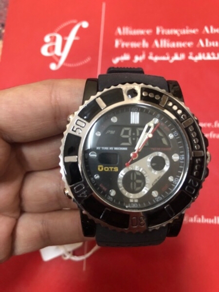 Used ots men watch in Dubai, UAE