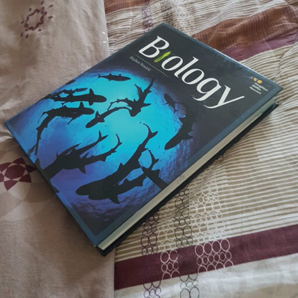 Used Biology book student edition NEW! in Dubai, UAE