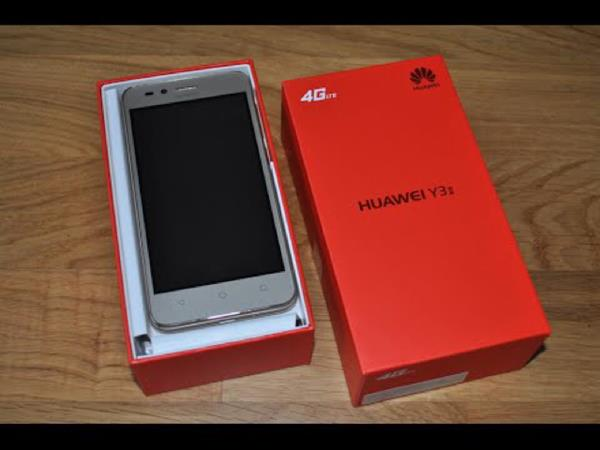 Huawei Y3 2 Brand New Sealed