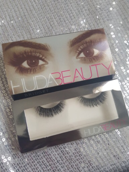 Used Huda falsies in Dubai, UAE
