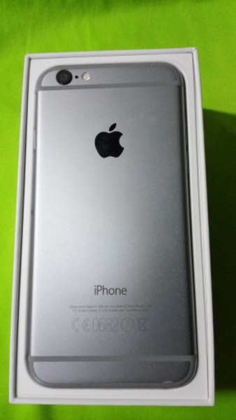 Used iPhone 6 space gray 32GB in Dubai, UAE
