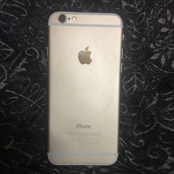 Iphone 6 body