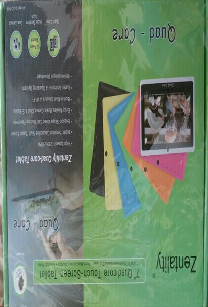 Used 7 INCHES CHINA TABLET, NEW PACKED in Dubai, UAE