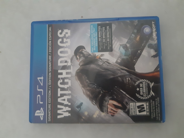 Used Watch dogs for ps4 in Dubai, UAE