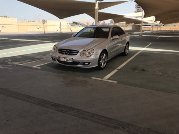 Used Mercedes-Benz CLK in Dubai, UAE