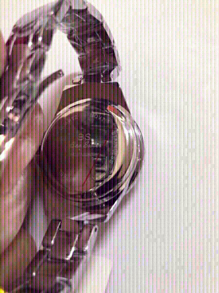 Used Silver bee sister wristwatch ⌚️ for her in Dubai, UAE