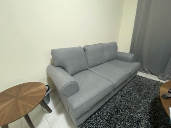 Used Brand new 3 seater sofa in Dubai, UAE