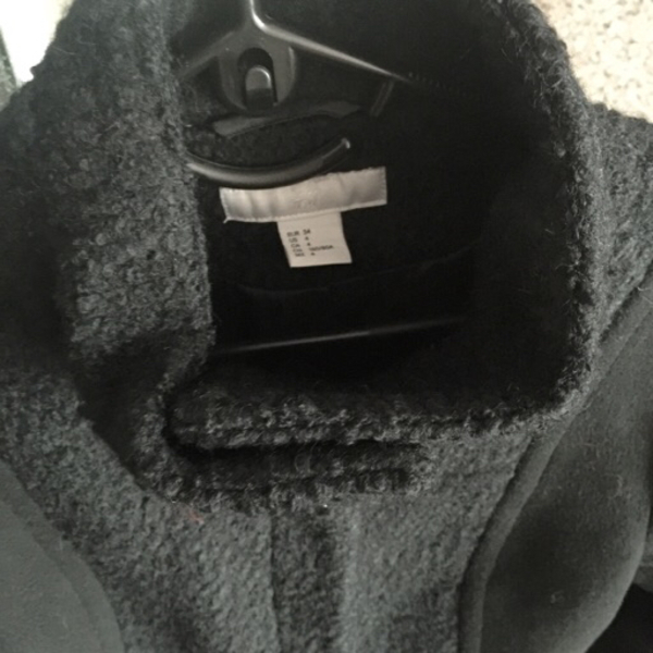 Used H&m wool winter coat in Dubai, UAE