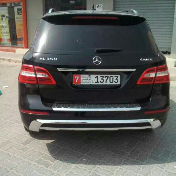 Used Mercedes MlR Excellent Condition in Dubai, UAE