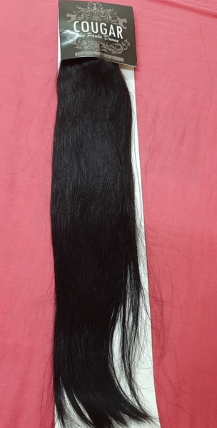 "Used 3 different colors-clip in remy hair 18"" in Dubai, UAE"