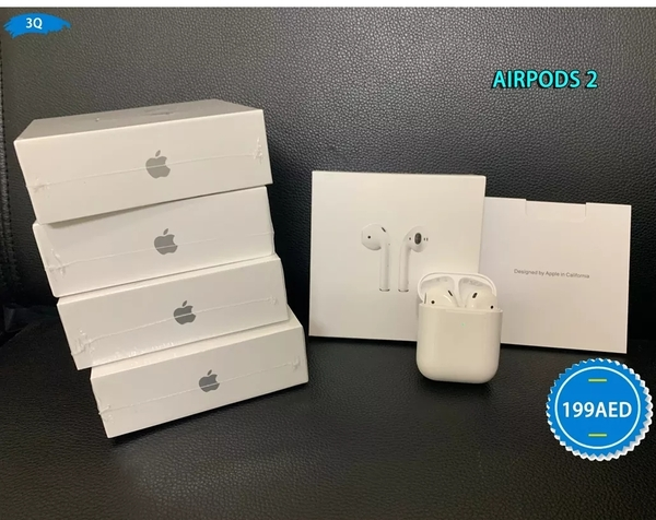 Used 2ND GEN. AIRPODS HIGH SOUND QUALITY in Dubai, UAE