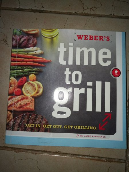 Used Time to grill coking book in Dubai, UAE