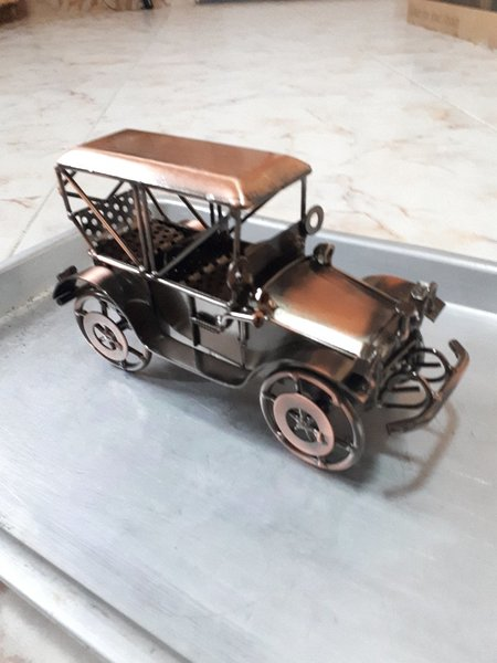 Used Antique car hand made brass in Dubai, UAE